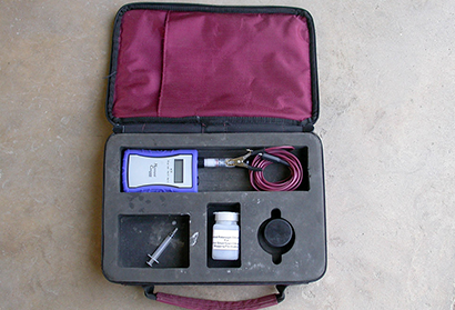 Concrete half cell probe kit